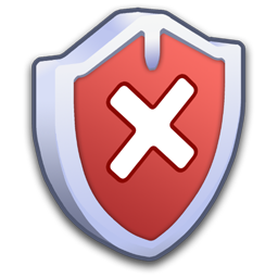Firewall, Off, Security Icon