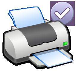 Default, Printer Icon