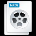 Mpeg, Video Icon