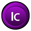 Adobe, Cs, Incopy Icon