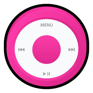 Ipod, Pink Icon