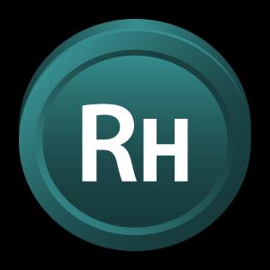 Adobe, Cs, Robohelp Icon