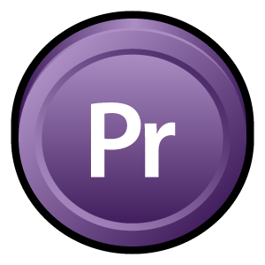 Adobe, Cs, Premiere Icon