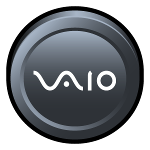 Center, Control, Sony, Vaio Icon