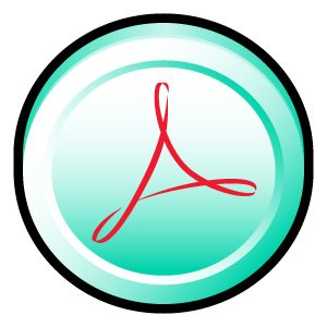 Acrobat, Adobe, Cs, Distiller Icon