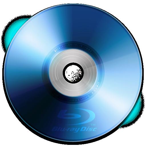 Bluray, Disc Icon