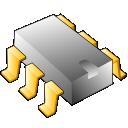 Chip, Memory, Microchip, Processor, Ram Icon