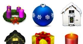 Real Christmas Icons