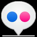 Balloon, Flickr, Social Icon
