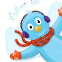 Bird, Follow, Me, Twitter Icon