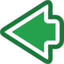 Direction, Left Icon