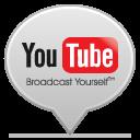 Balloon, Social, Youtube Icon