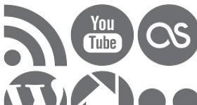 Picons Social Icons