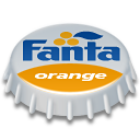 Cap, Fanta, Soda Icon