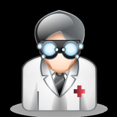 Doctor, Optometrist Icon