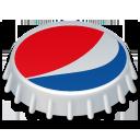 Bottle, Cap, Pepsi Icon