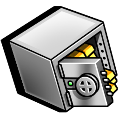 Box, Open, Safety Icon
