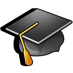 Diploma Graduation Hat Student Icon Download Free Icons