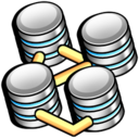 Batch, Databases, Process Icon