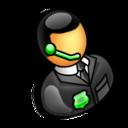 Receptionist Icon