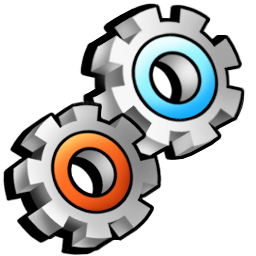 Execute Gears Process Running Settings Utilities Icon Download Free Icons