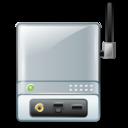 Print, Server, Wireless Icon