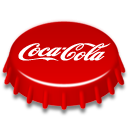 Coca, Cola, Soda Icon