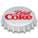 Coca, Coke, Cola, Diet, Light Icon