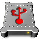 Hd, Usb Icon