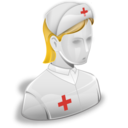 Medical, Nurse Icon