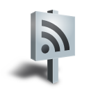 Feed, Grey, Rss, Sign Icon