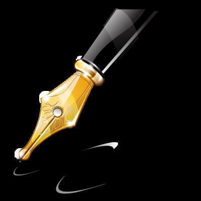 Drawing, Pen, Signature Icon