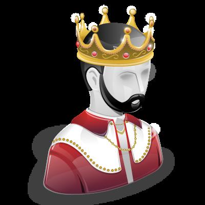 King, Royal Icon