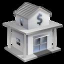 Bank, House Icon