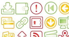 Super Mono Basic Icons