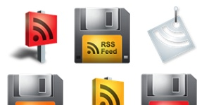 Supra RSS Icons