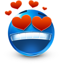 Day, Heart, Love, Smiley, Valentines Icon