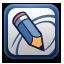 Blog, Journal, Live, Pencil, Write Icon