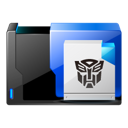 Decept, Document, My, Transformers Icon