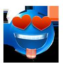 Day, Love, Smiley, Valentines Icon