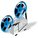 Film, Projector Icon