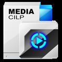 Cilp, Media Icon