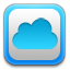 Apple, Cloud, Mobileme Icon