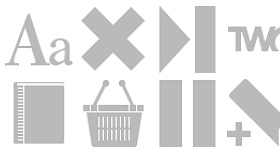Retina Display Icons