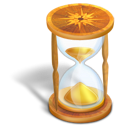 Hourglass, Time, Wait Icon