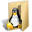 Folder, Linux Icon