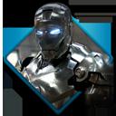 Ironman, Robot Icon