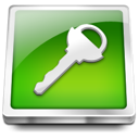 Key, Login Icon