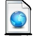 Page, Web Icon