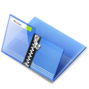 Compressed, Folder, Secure, Zip Icon